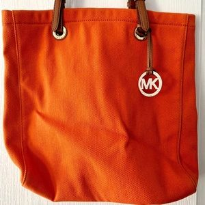 Michael Kors Orange Purse
